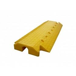 Ochranné chrániče kabelů a hadic, žluté