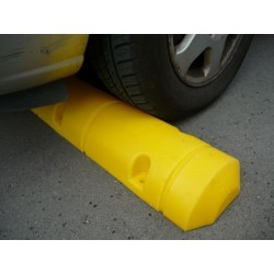 Parkovací zábrana žlutá CARSTOP