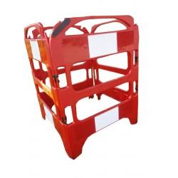 Bezpečnostní bariéra Safegate 4 x 75 cm 3 bm