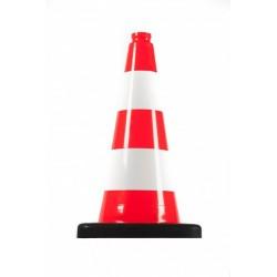 Dopravní kužel 50 cm PVC/REC
