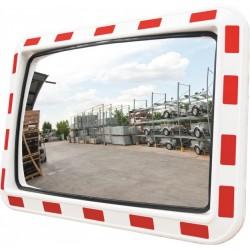 Dopravní zrcadlo akrylové U-18b, 40 x 60 cm