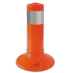 Flexibilní výstražný zahrazovací sloupek 300mm oranžový
